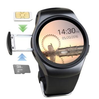 Đồng hồ thông minh Kingwear KW18 - Smartwatch cao cấp